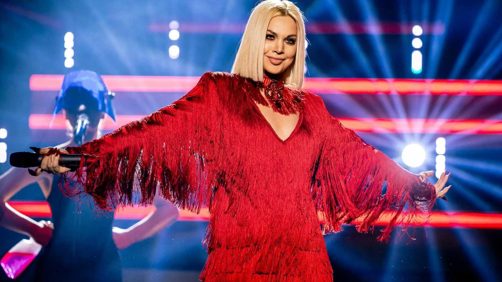 """Samanta Tina, candidata de Letonia en Eurovisión 2020 con """"Still Breathing"""""""