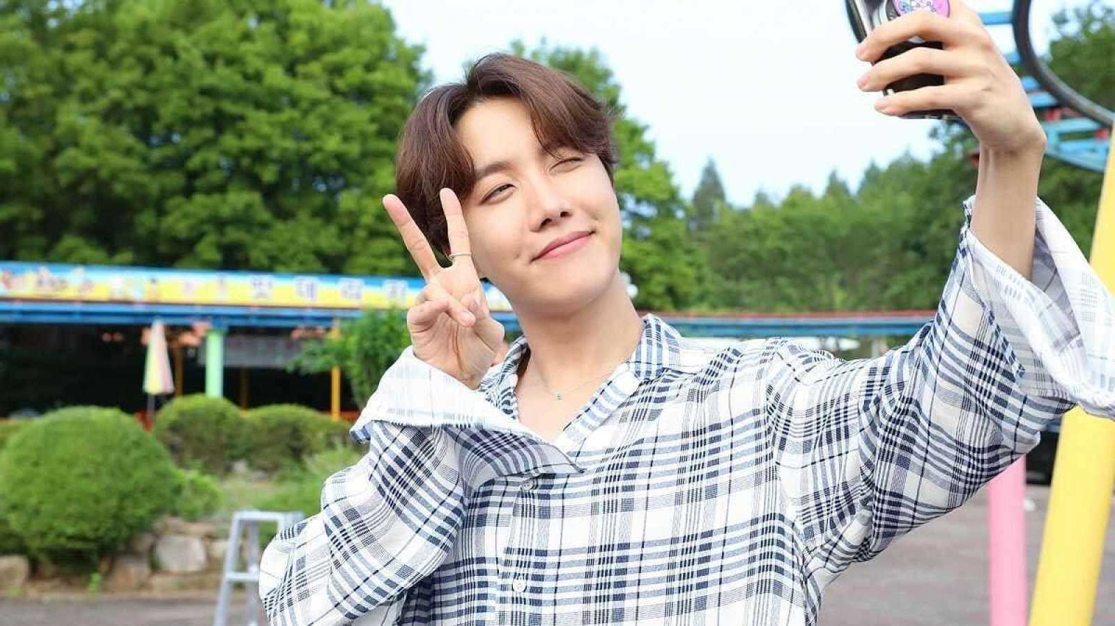JHope de BTS cumple 26 años