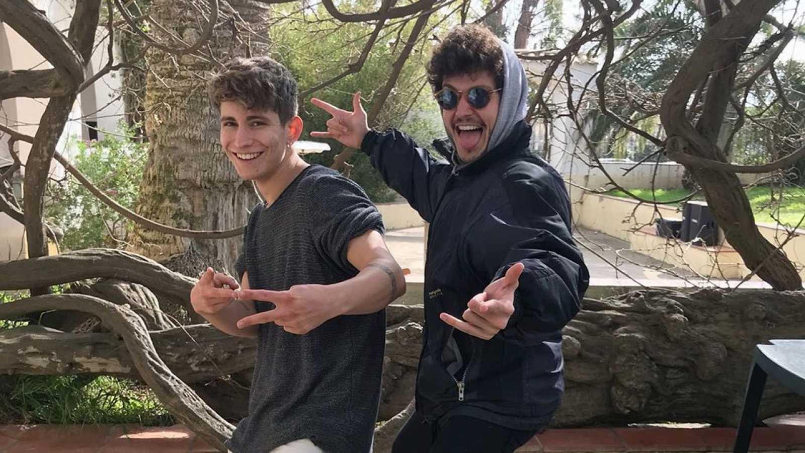 Nick y Miki han pasado juntos este fin de semana