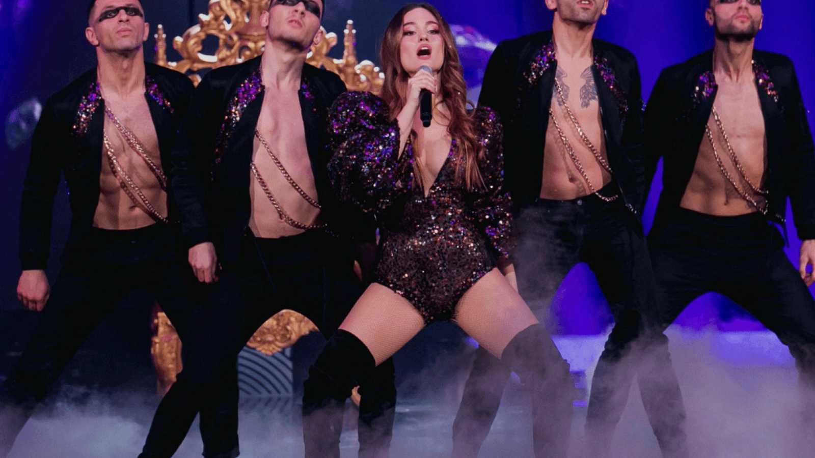"""Athena Manoukian representará a Armenia en Eurovisión 2020 con """"Chains on you"""""""