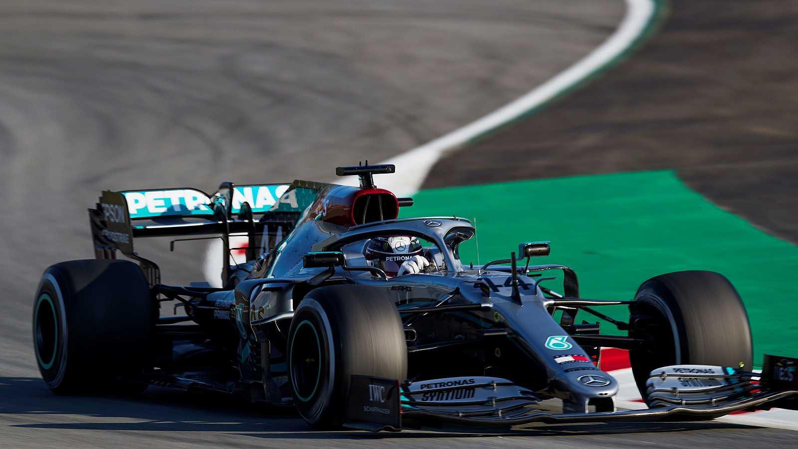 Entrenamientos de pretemporada de Fórmula Uno