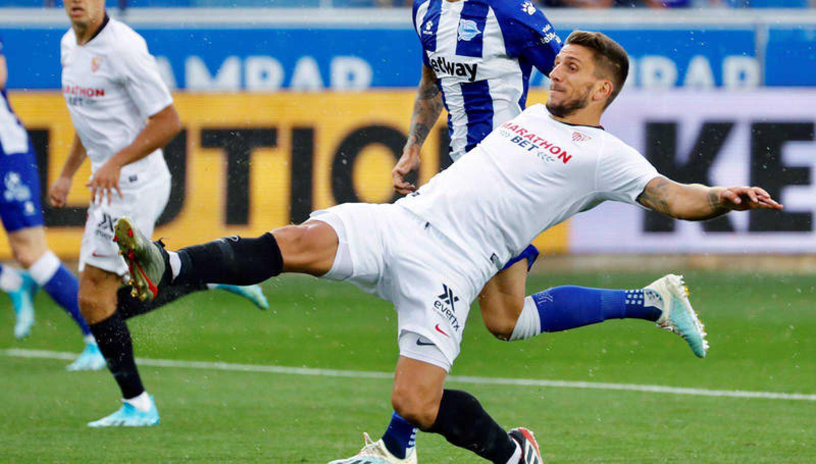 Daniel Carriço, en una imagen de archivo.