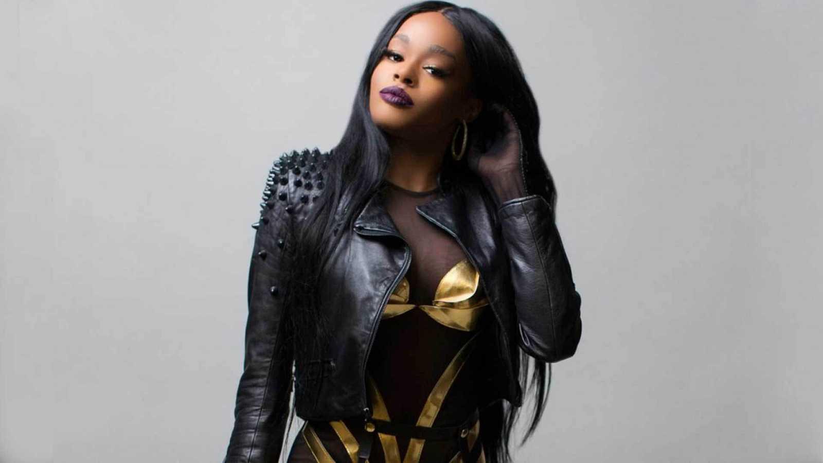 La rapera Azealia Banks
