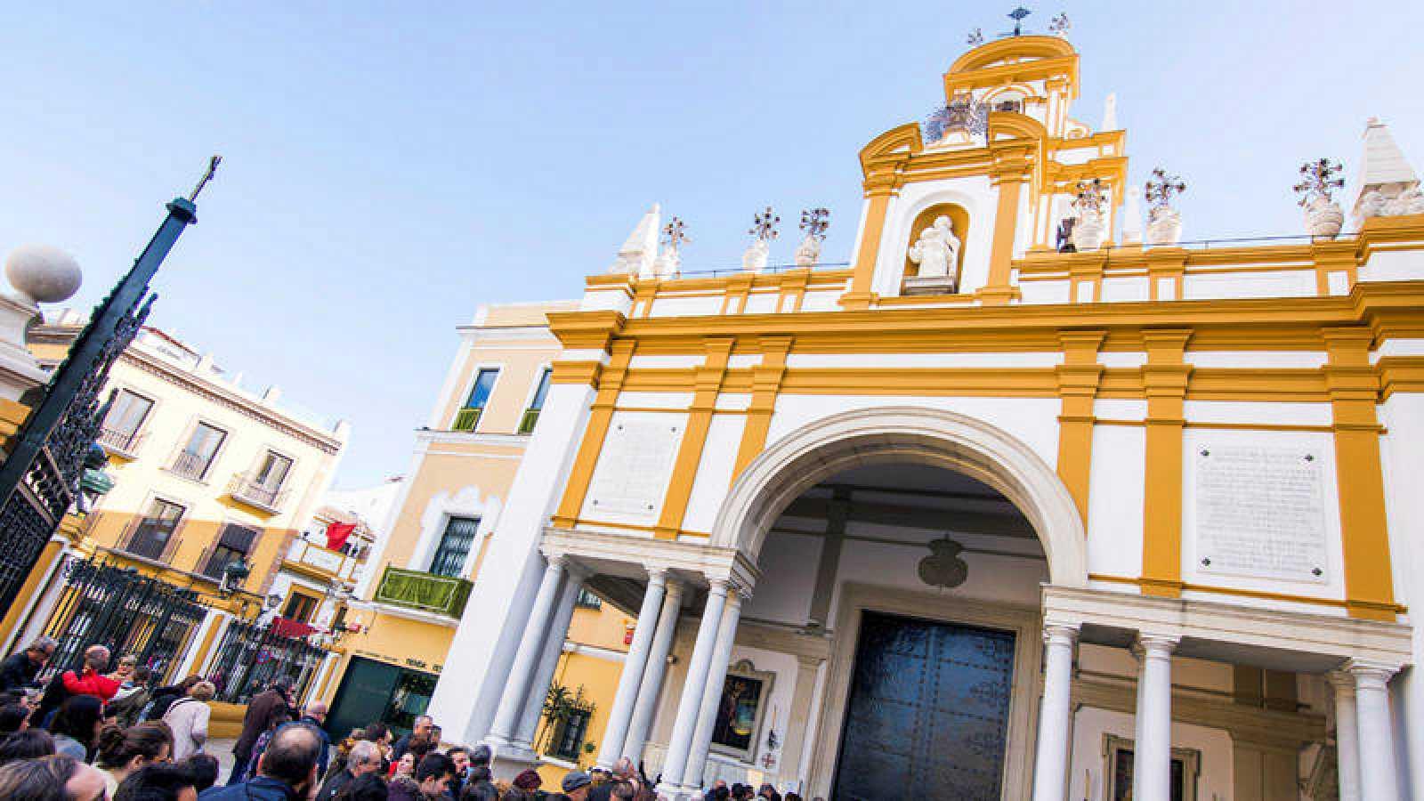 La basílica de la Macarena de Sevilla