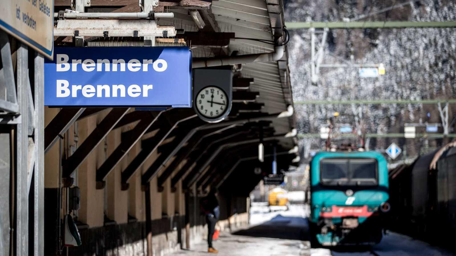 El paso de Brennero, entre Italia y Austria, se halla cerrado.