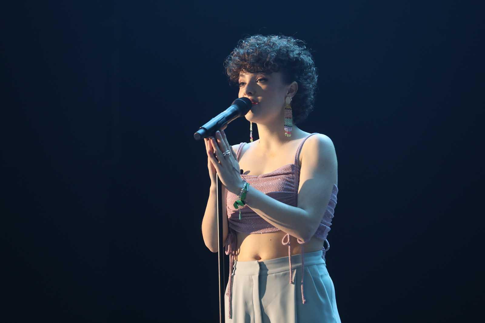 Anne canta en la gala 6 de Operación Triunfo