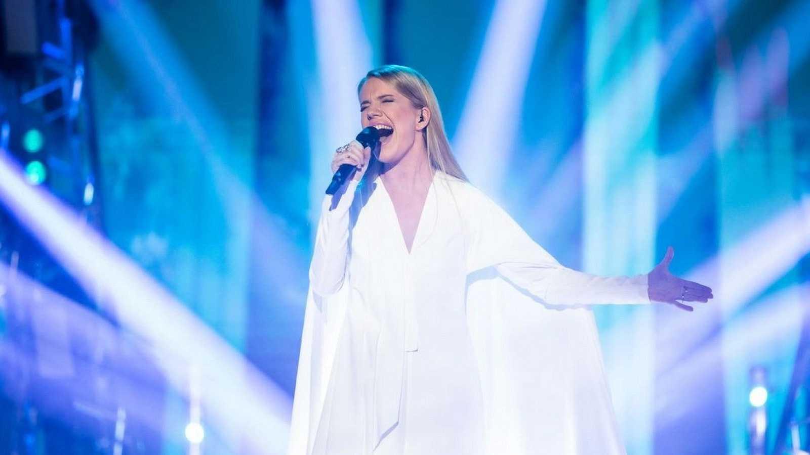 """Ana Soklic representará a Eslovenia en Eurovisión 2020 con """"Voda"""""""