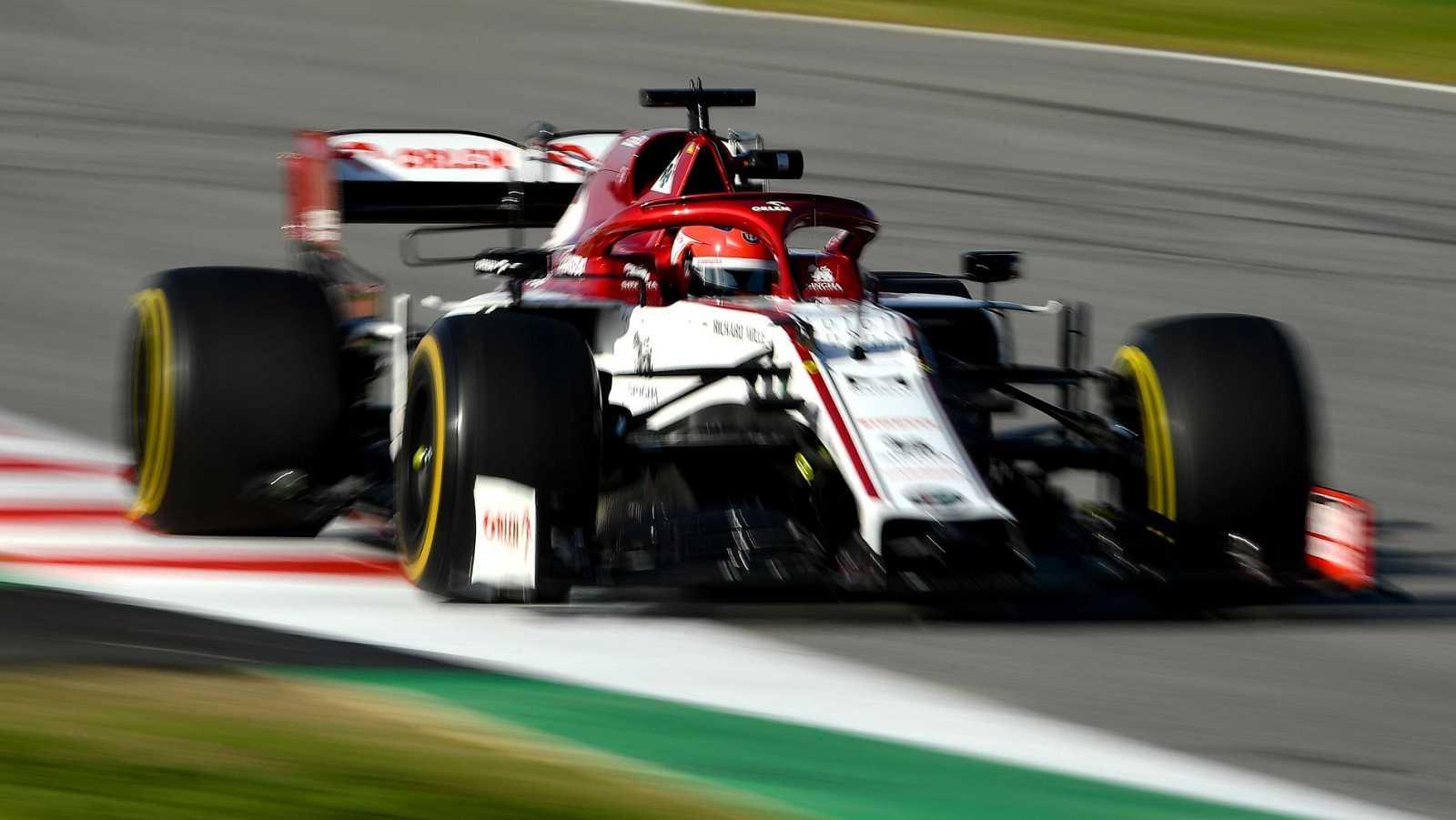 Robert Kubica ha liderado la cuarta jornada de test de Fórmula 1
