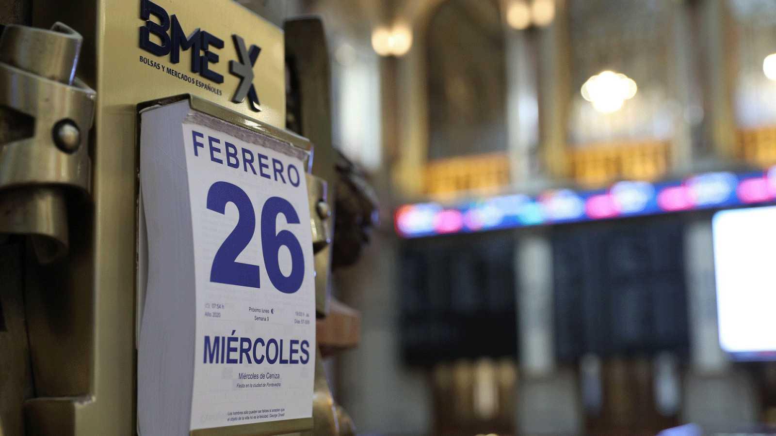 La Bolsa española recupera el nivel de los 9.300 puntos tras cuatro sesiones a la baja