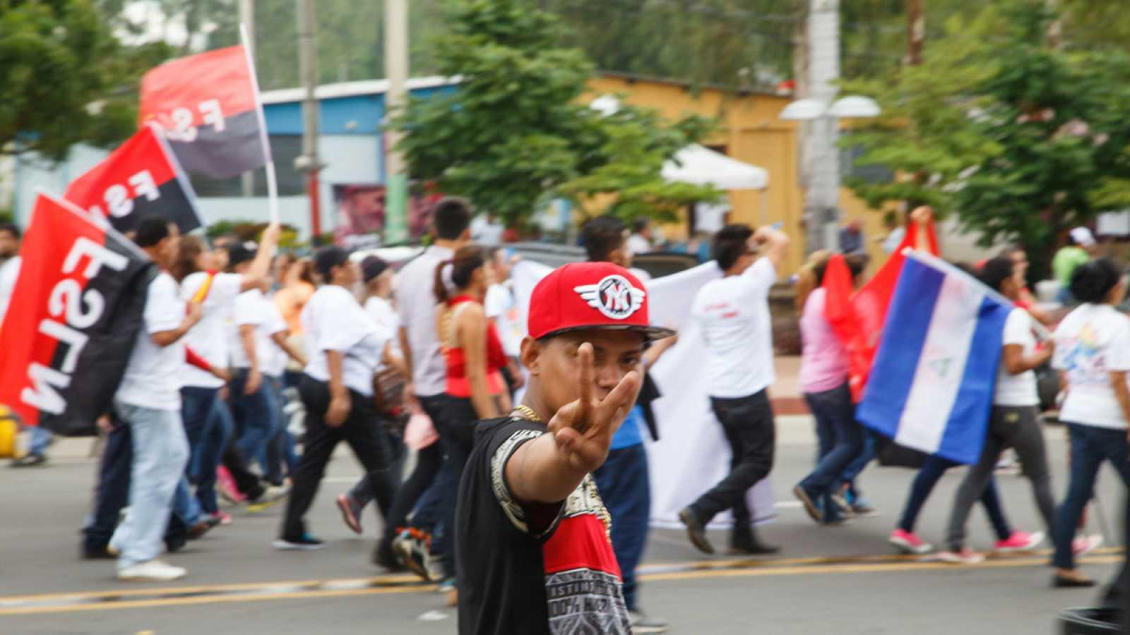 Las multitudinarias protestas en diferentes países de América Latina marcaron un convulso 2019