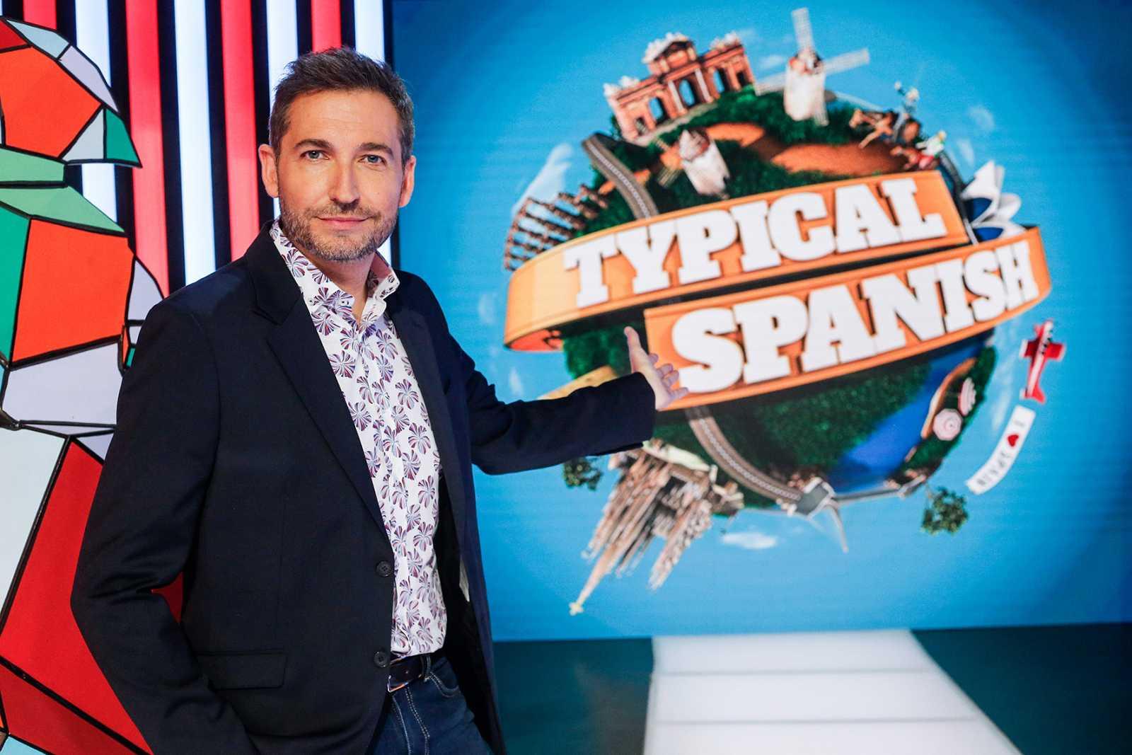 'Typical Spanish': diversión y muchas celebrities en el nuevo show de La 1 que medirá cuánto conocemos nuestro país