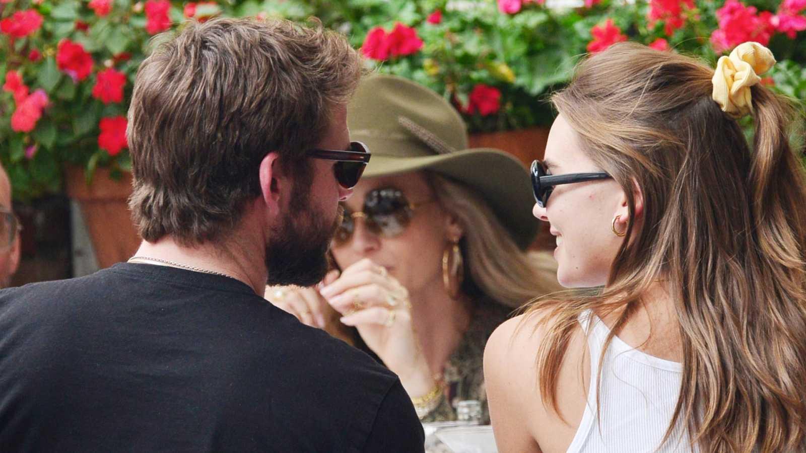 Liam Hemsworth y su nueva novia, la modelo Gabriella Brooks