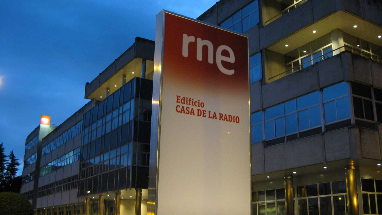 La Casa de la Radio, sede de RNE en Madrid.