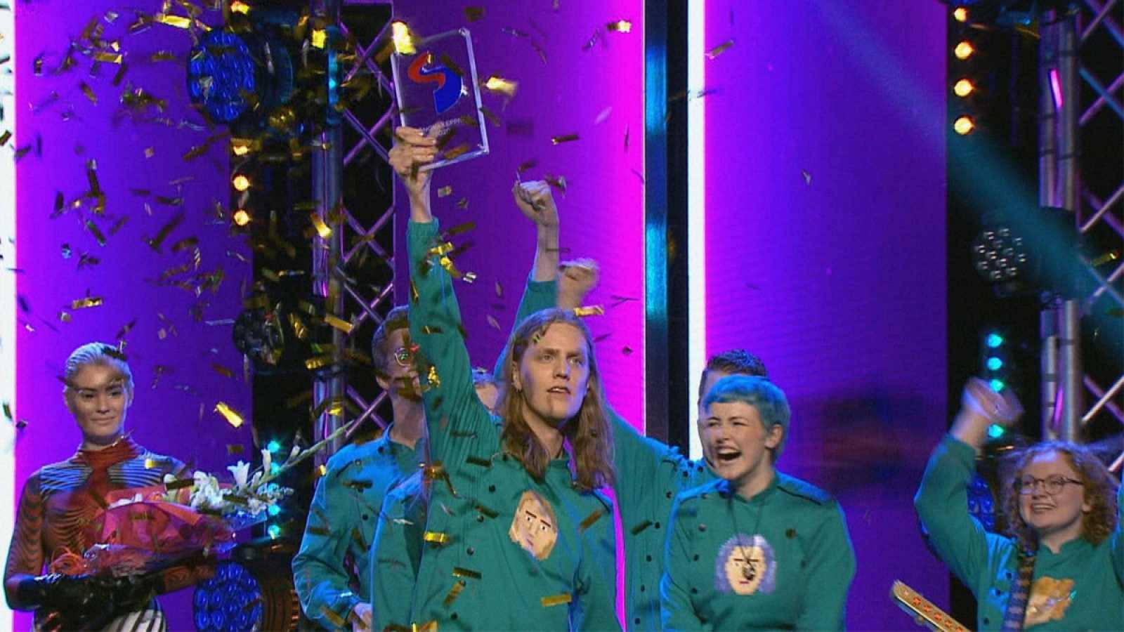 """Dadi & Gagnamanid representará a Islandia en Eurovisión con """"Think about things"""""""