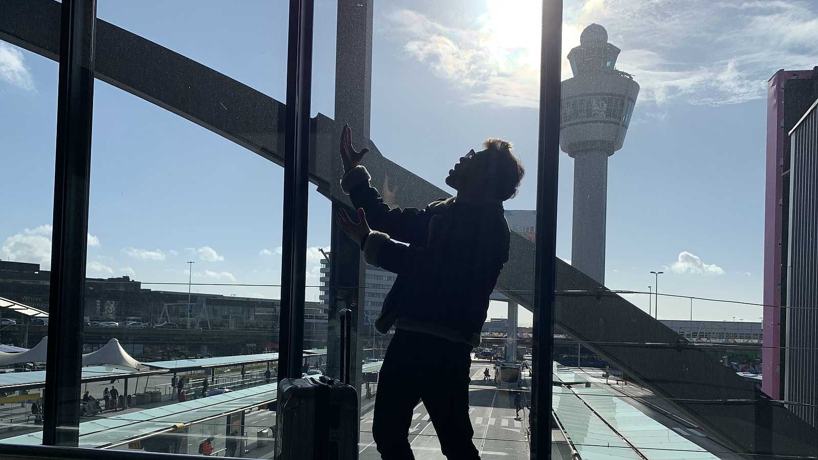 Blas Cantó grabará en Ámsterdam la postal de España para Eurovisión 2020