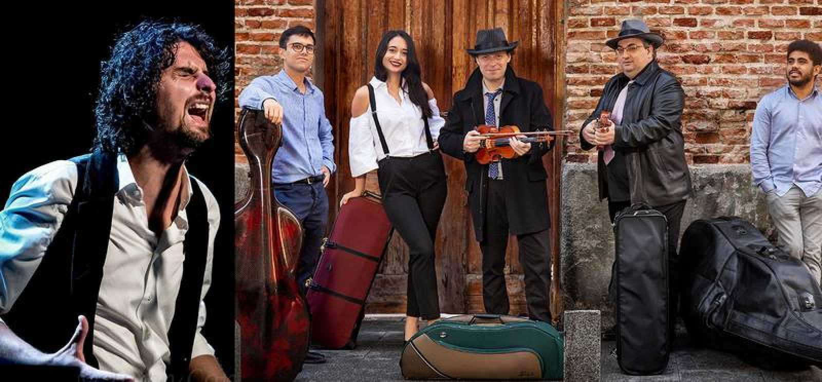 Muzzic Ensemble y El Mati
