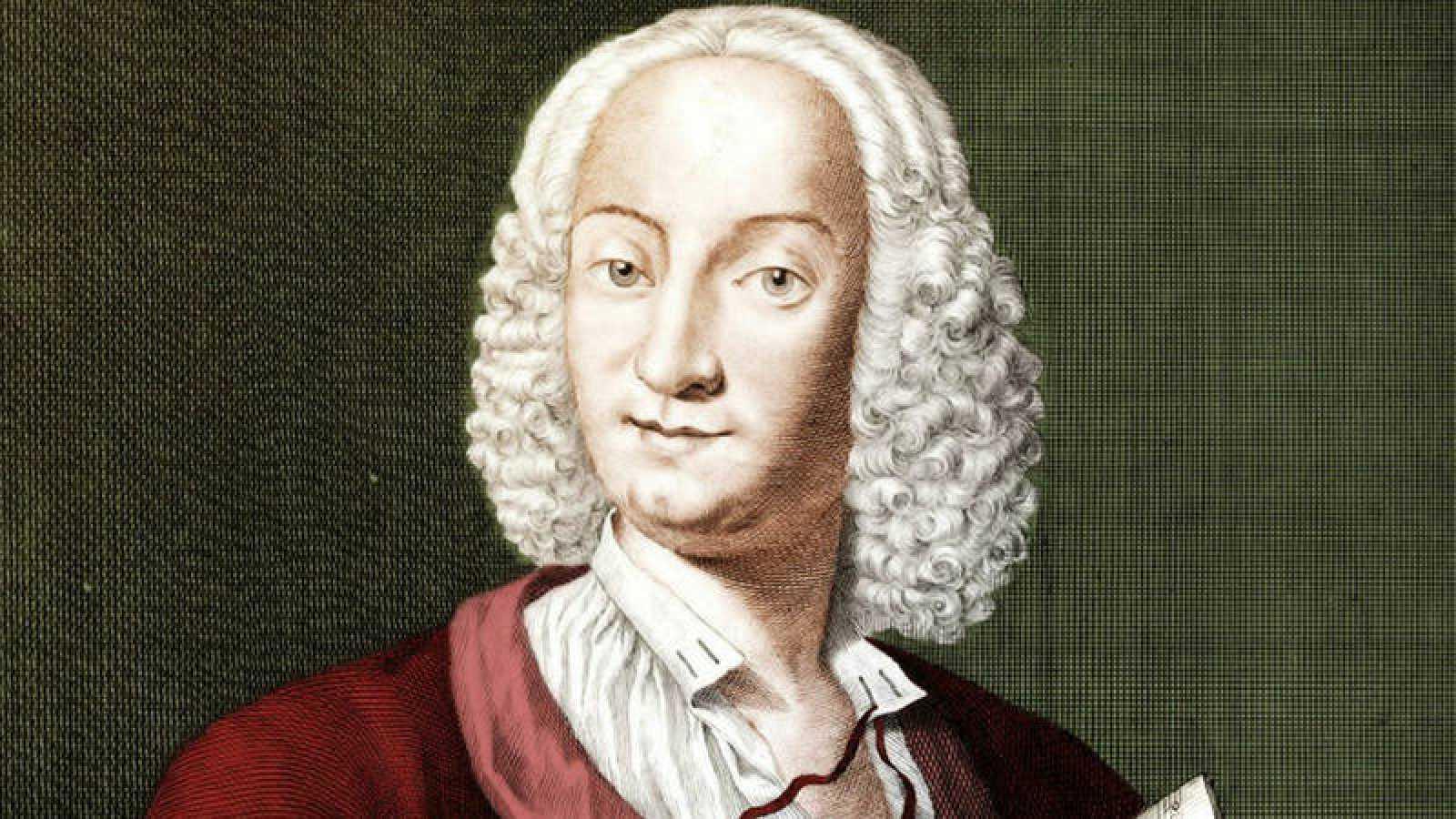 Retraro de Antonio Vivaldi