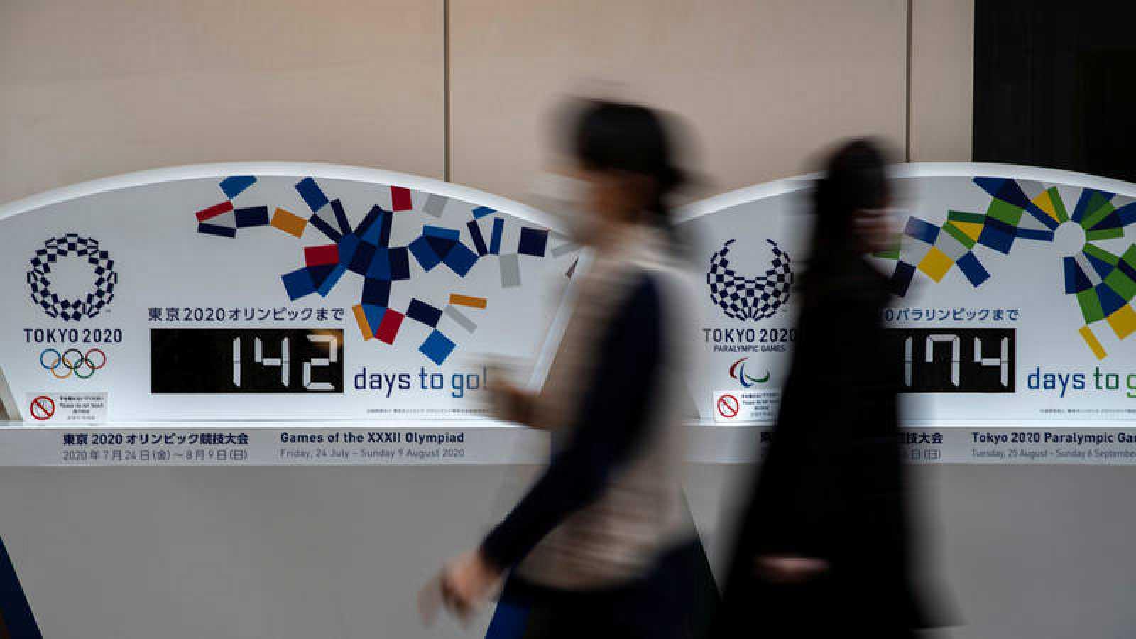 Cuenta atrás para los Juegos de Tokio 2020.