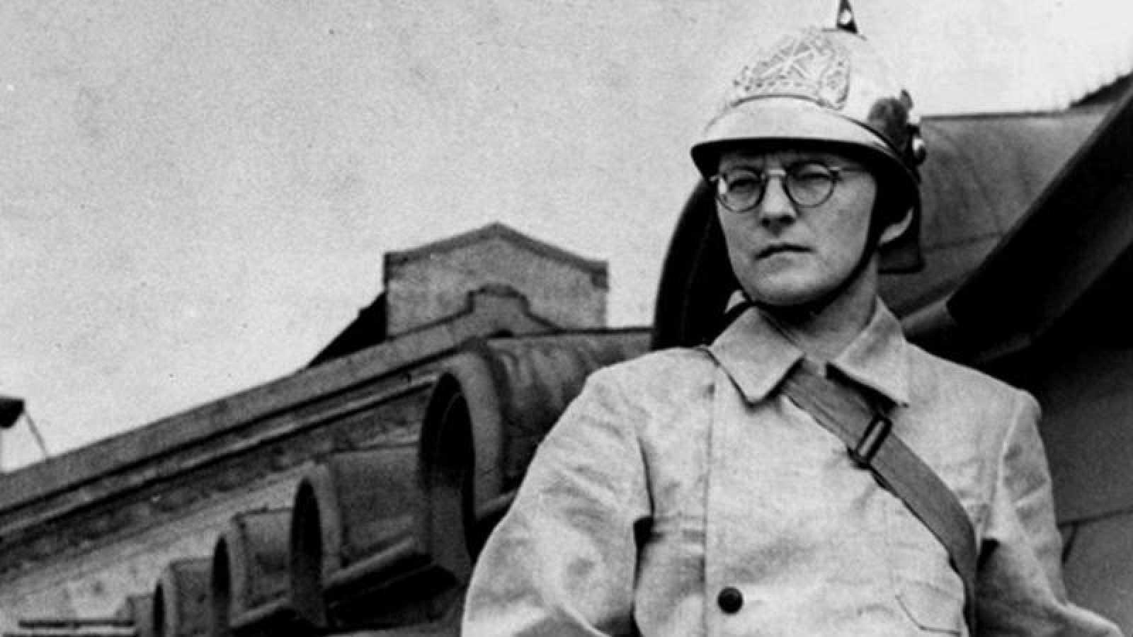 Foto de Shostakovich en 1941