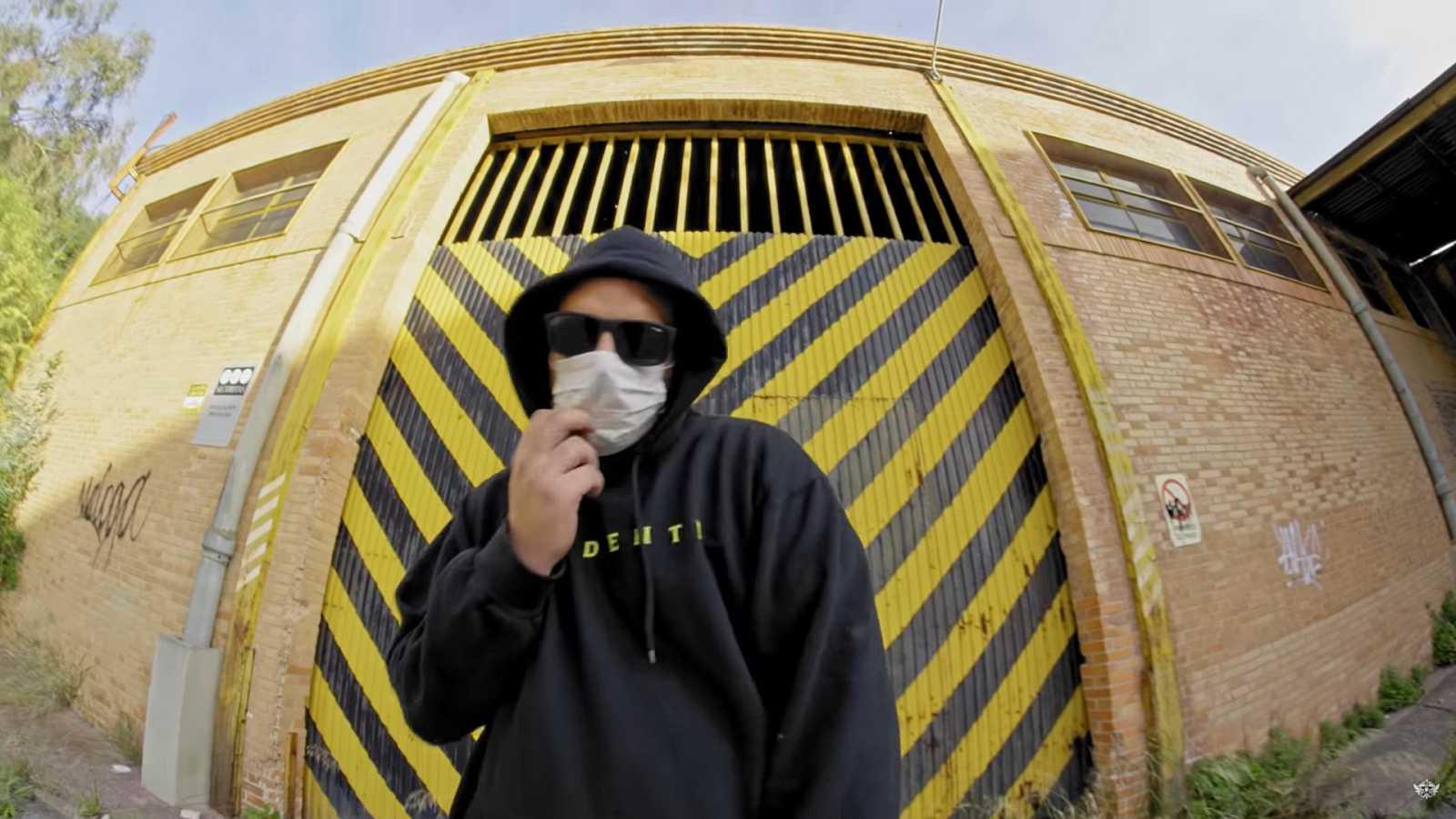 Foyone alude al Coronavirus en su último 'Rap sin corte XVI'
