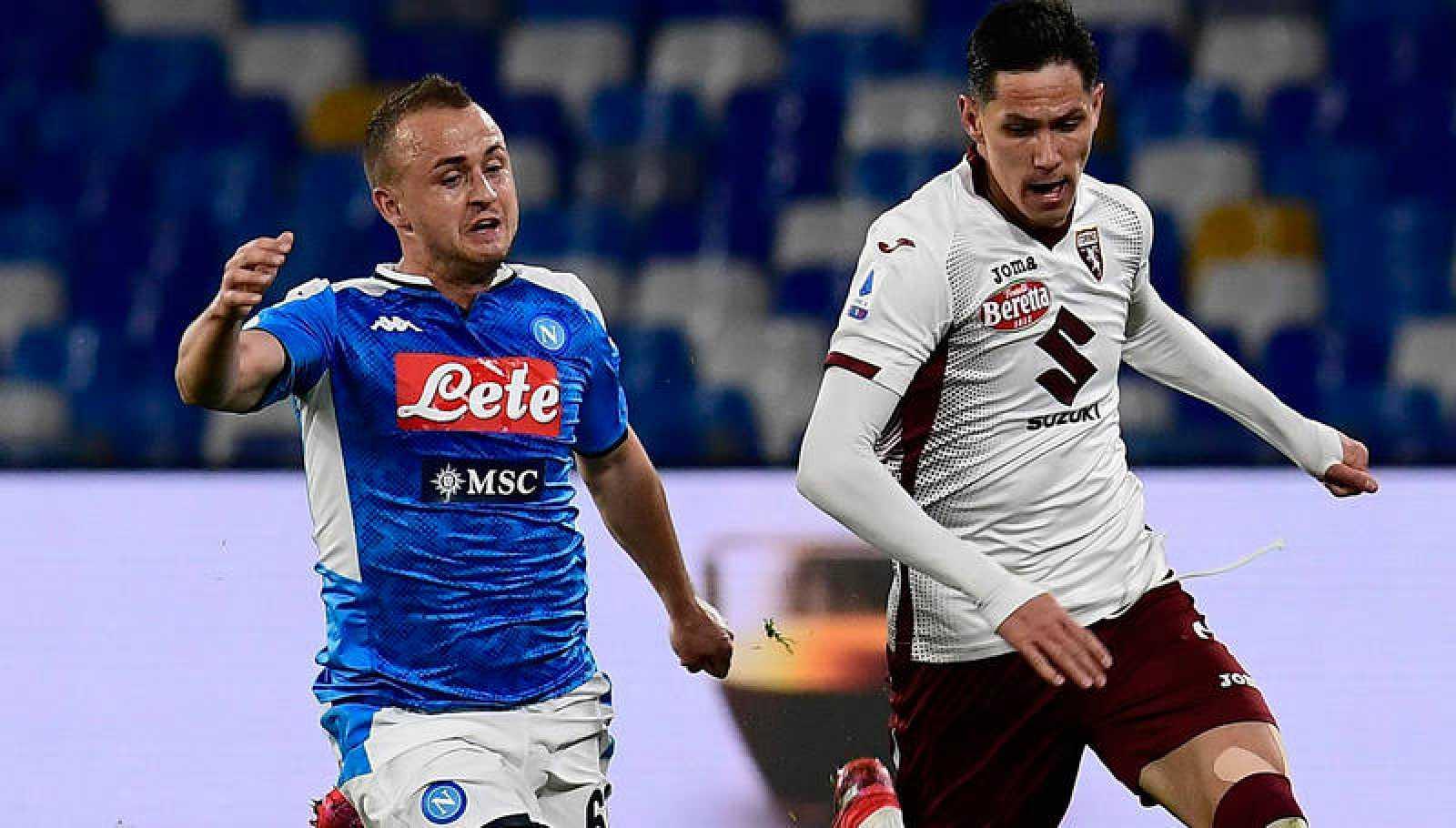 Los partidos de la Serie A se jugarán a puerta cerrada hasta el 3 de abril.