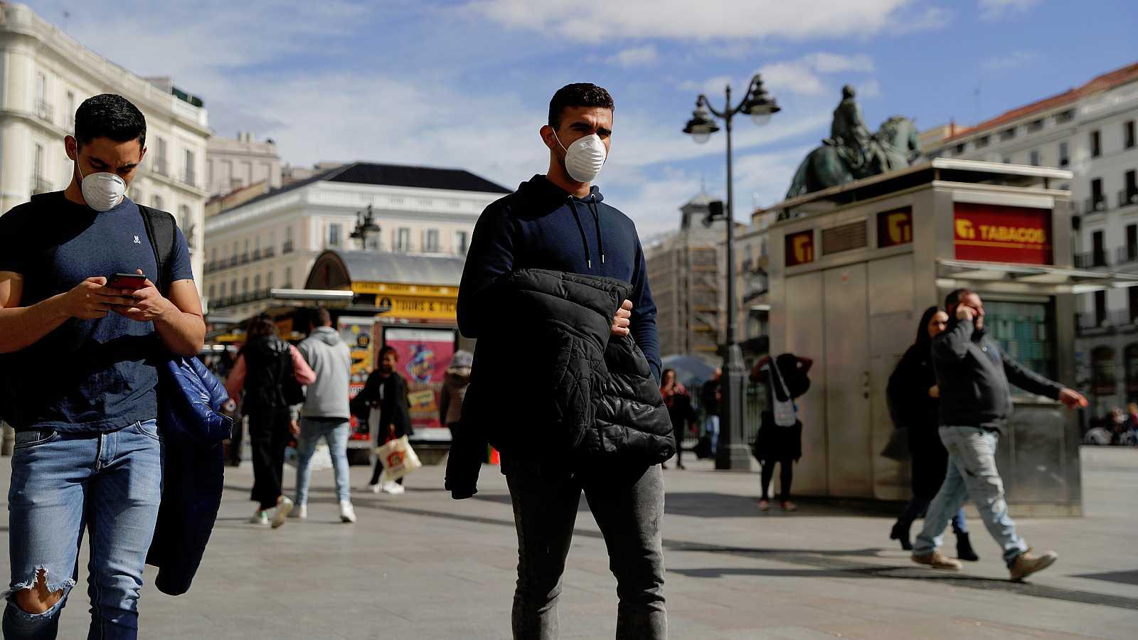 Madrid es, hasta el momento, la región española con más casos detectados de coronavirus.