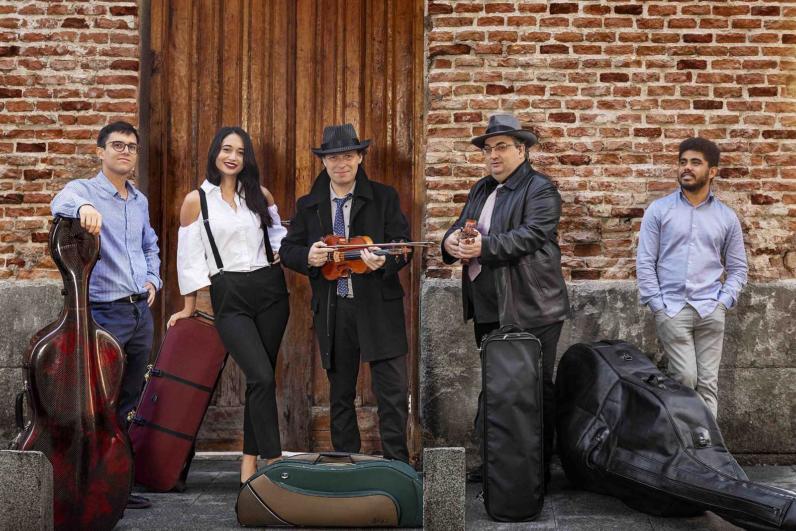 Grupo Muzík Ensemble en 'Las noches del Monumental'