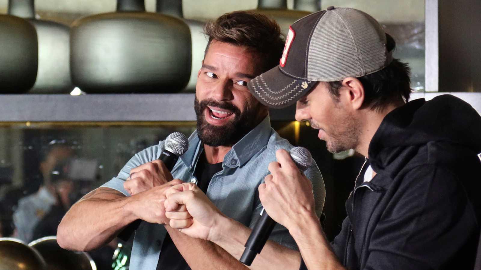 Corazón - ¡Gira sorpresa! Enrique Iglesias y Ricky Martin