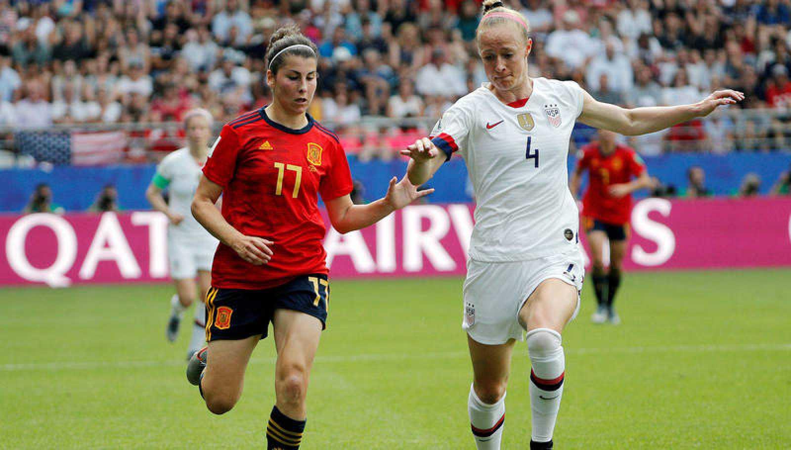 España volverá a enfrentarse a Estados Unidos, su rival en octavos del pasado Mundial.