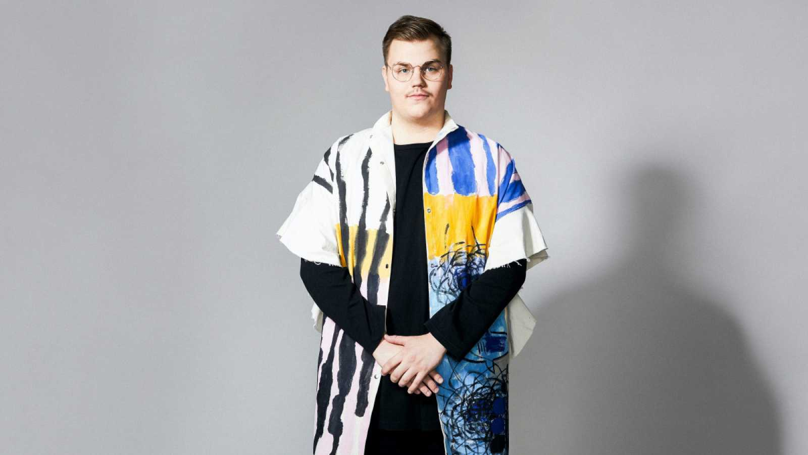 "Aksel Kankaanranta representará a Finlandia con ""Looking back"""