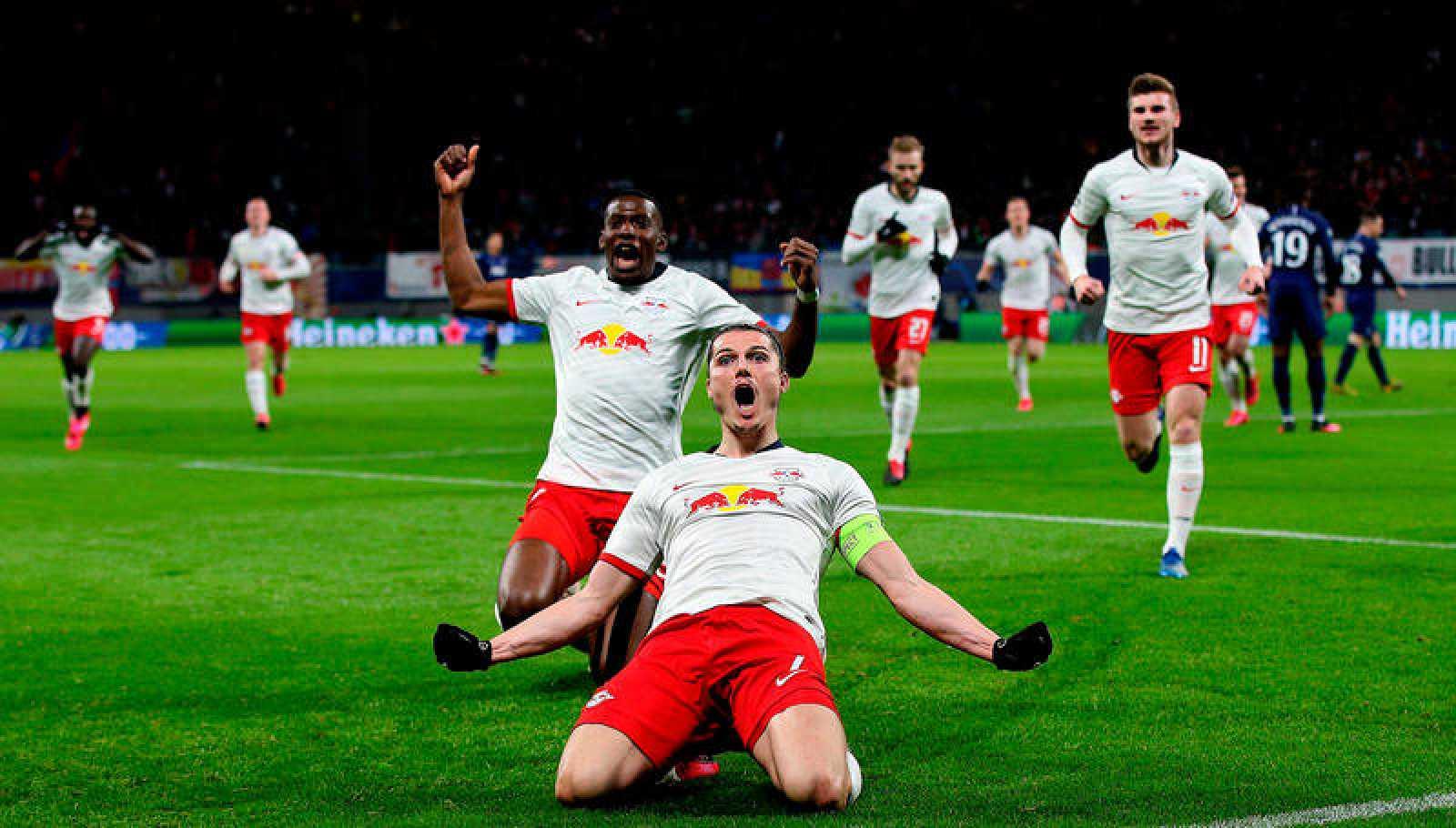 El Leipzig alcanza sus primeros cuartos de Champions | RTVE.es
