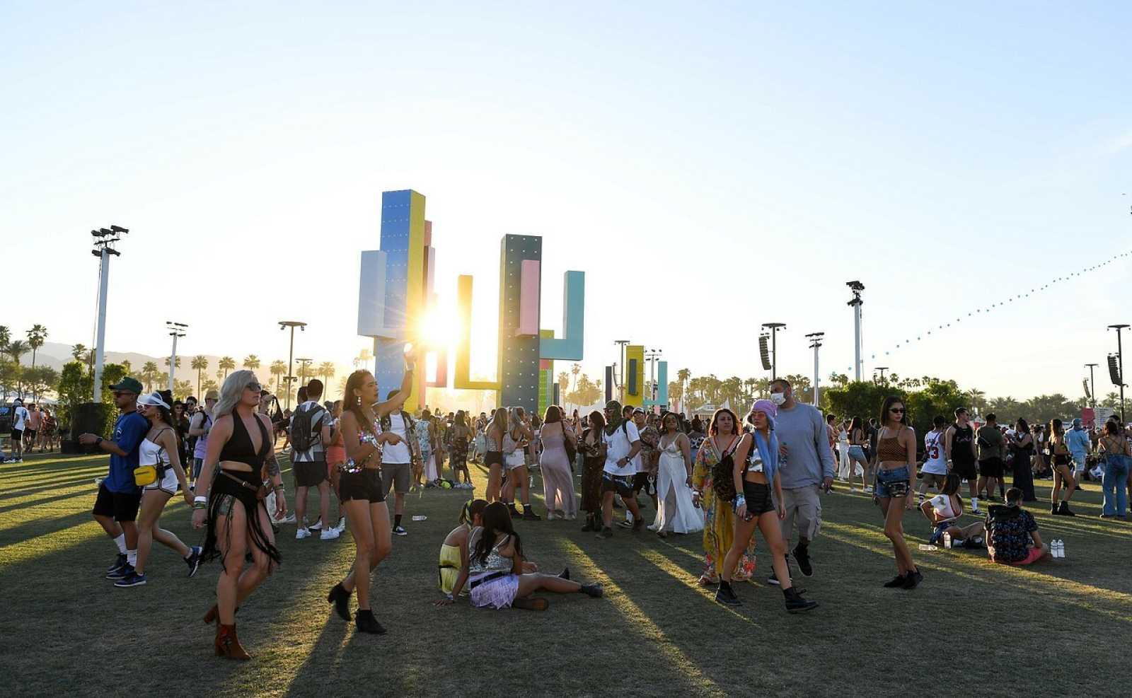 Imagen del festival durante la edición de 2019