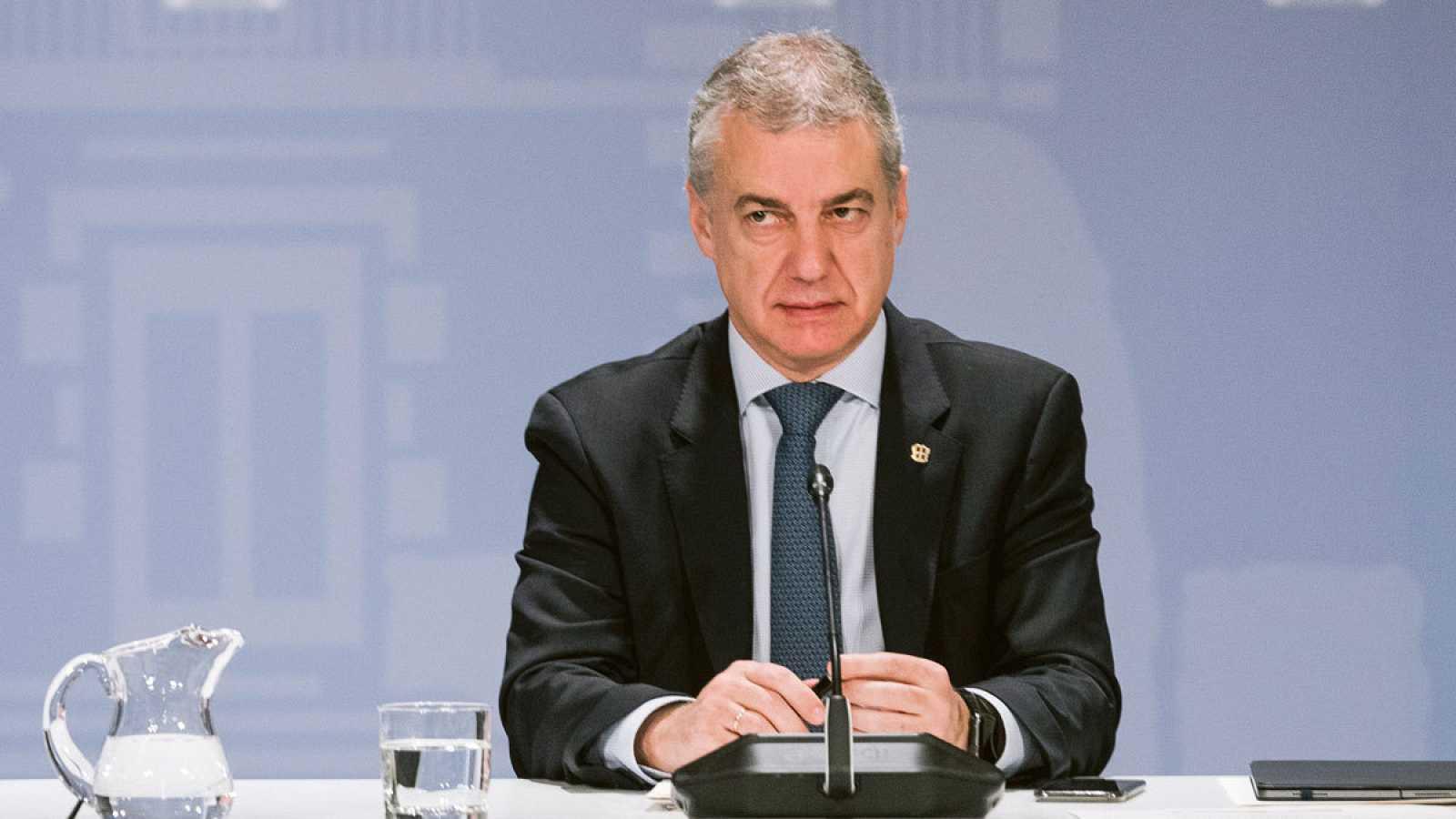 El Gobierno vasco analiza legalmente si se mantienen las elecciones autonómicas