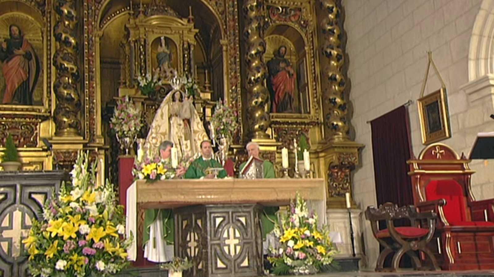 RTVE mantiene la emisión de la Santa Misa, aunque sin fieles