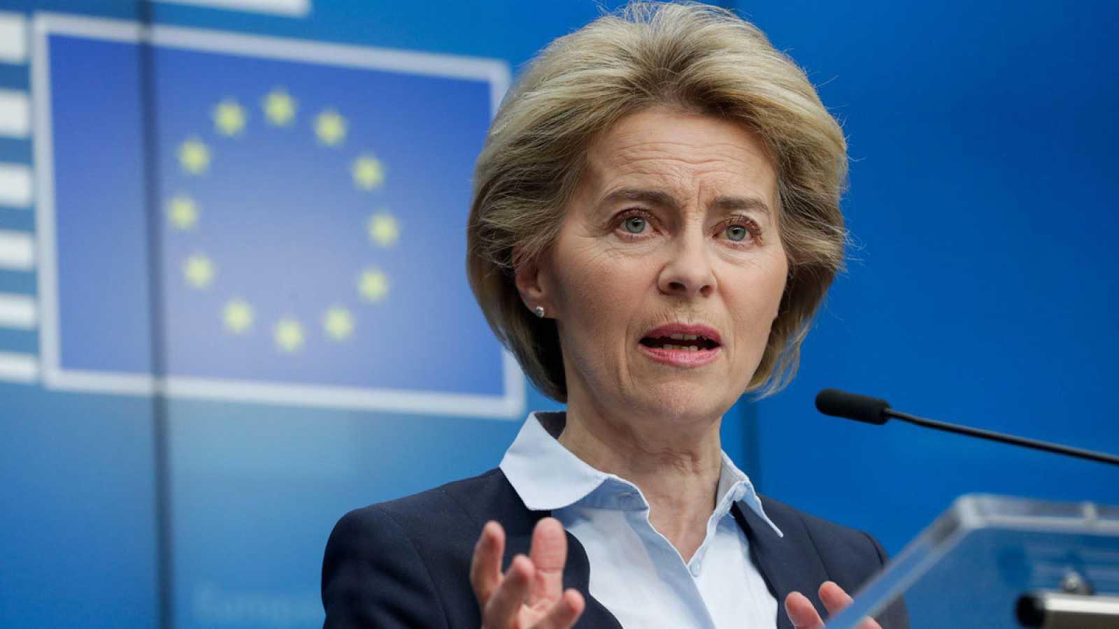 """La UE """"desaprueba"""" la prohibición """"unilateral"""" de Trump de suspender los vuelos con Europa por coronavirus"""