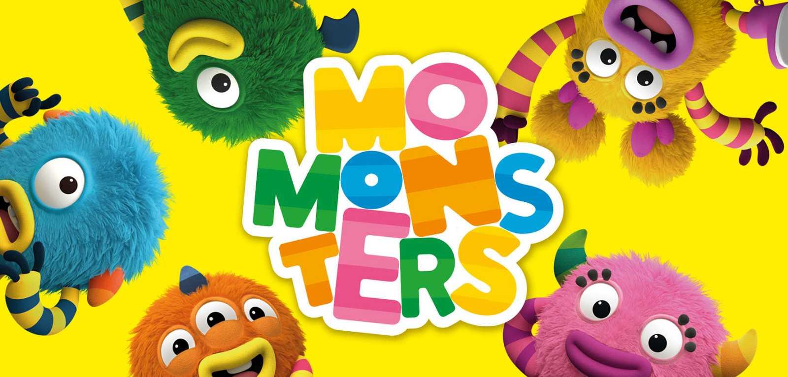 Poster de 'Momonsters'