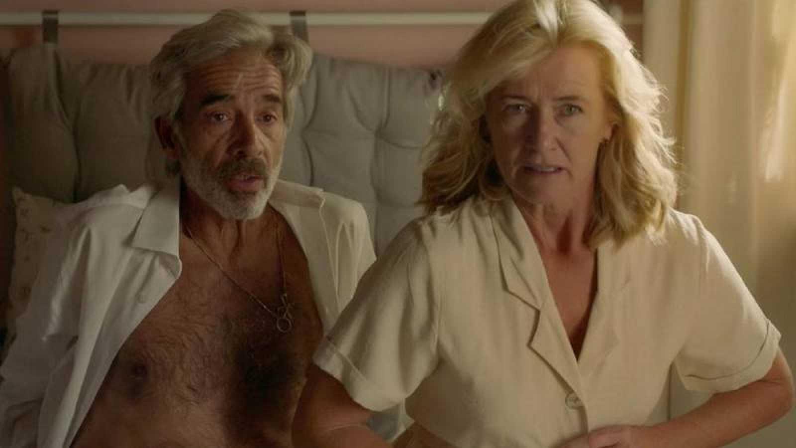 Cuéntame cómo pasó - Merche y Antonio, pillados teniendo un 'remember'