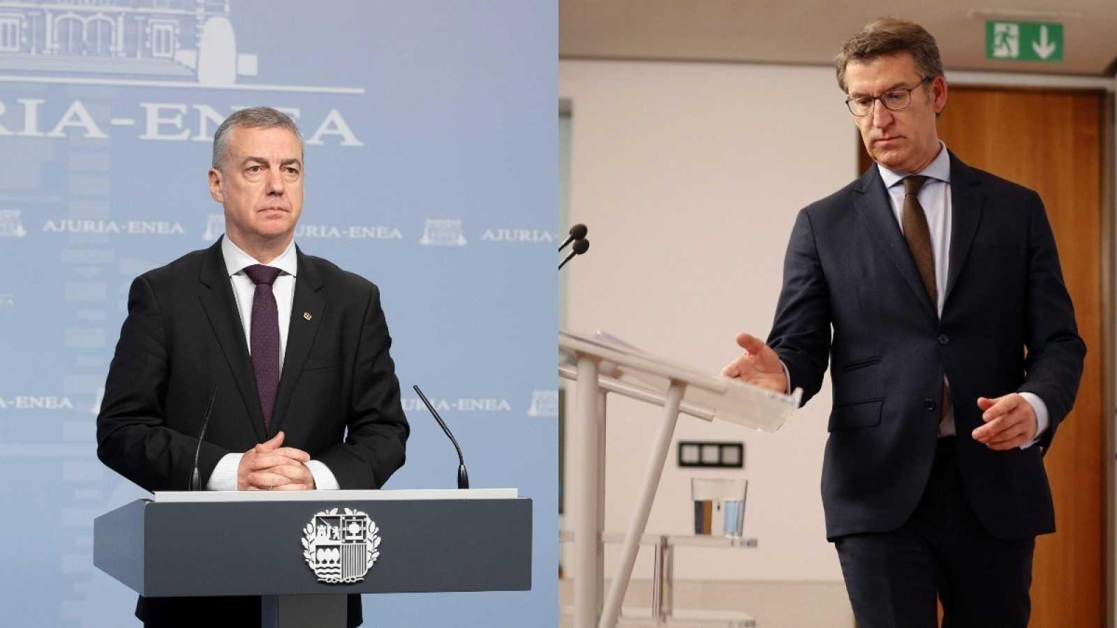 Aplazadas las elecciones gallegas y vascas del 5 de abril