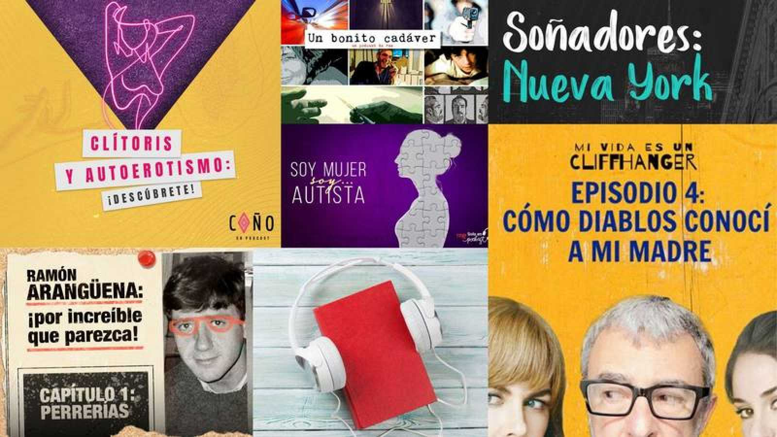 RNE Solo en Podcast: Alternativas sonoras para la cuarentena