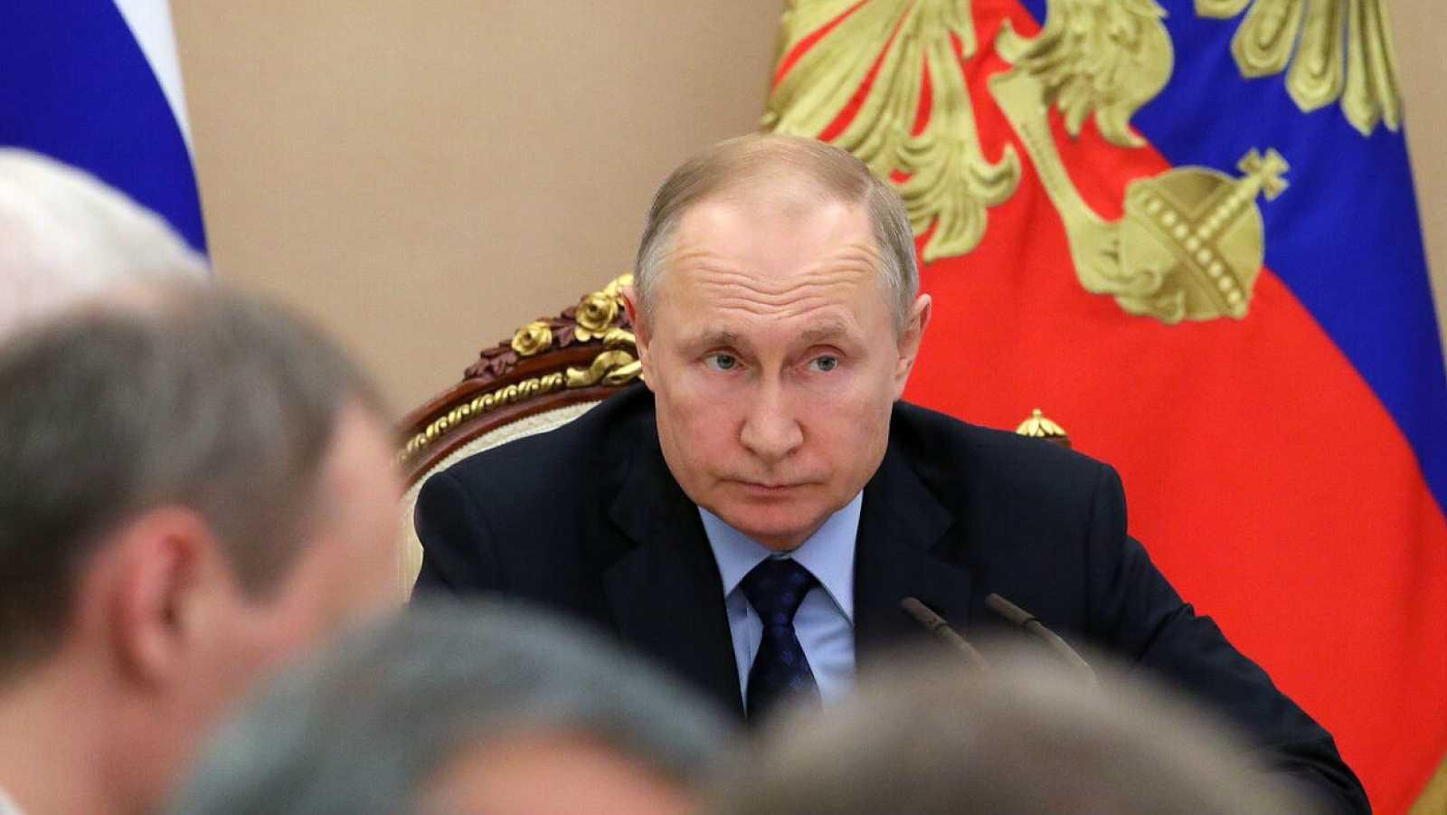 Putin convoca para el 22 de abril plebiscito sobre su permanencia ...