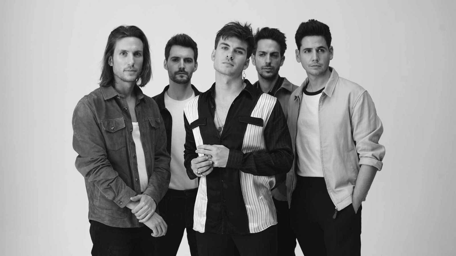 Dvicio publica este viernes su nuevo álbum, 'Impulso'