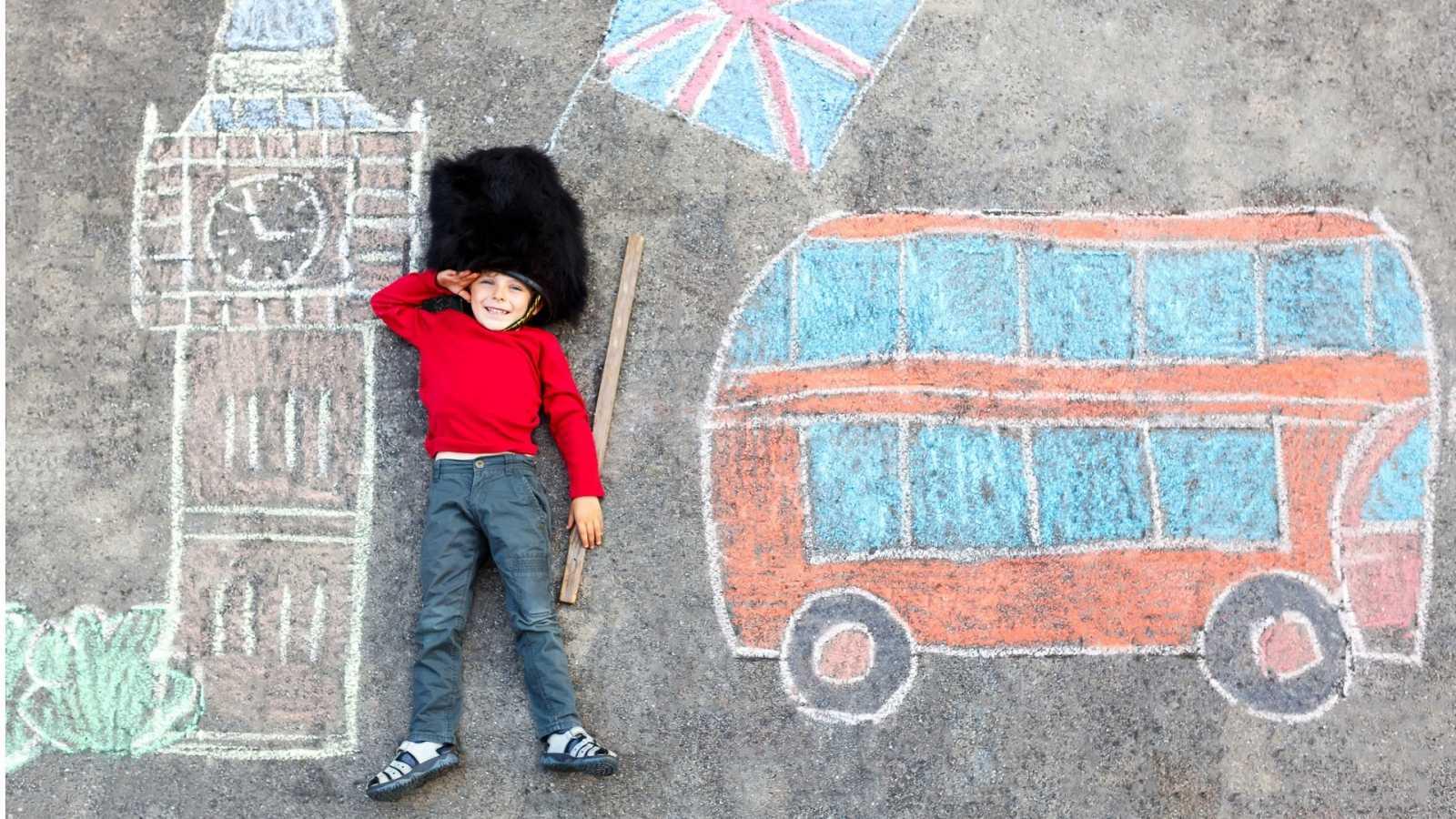 Ya puedes enseñar inglés a tus hijos con materiales cedidos por editoriales de confianza