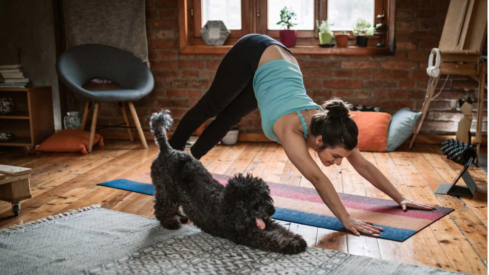 Recomienda IMSS el ejercicio en cuarentena para evitar la ansiedad