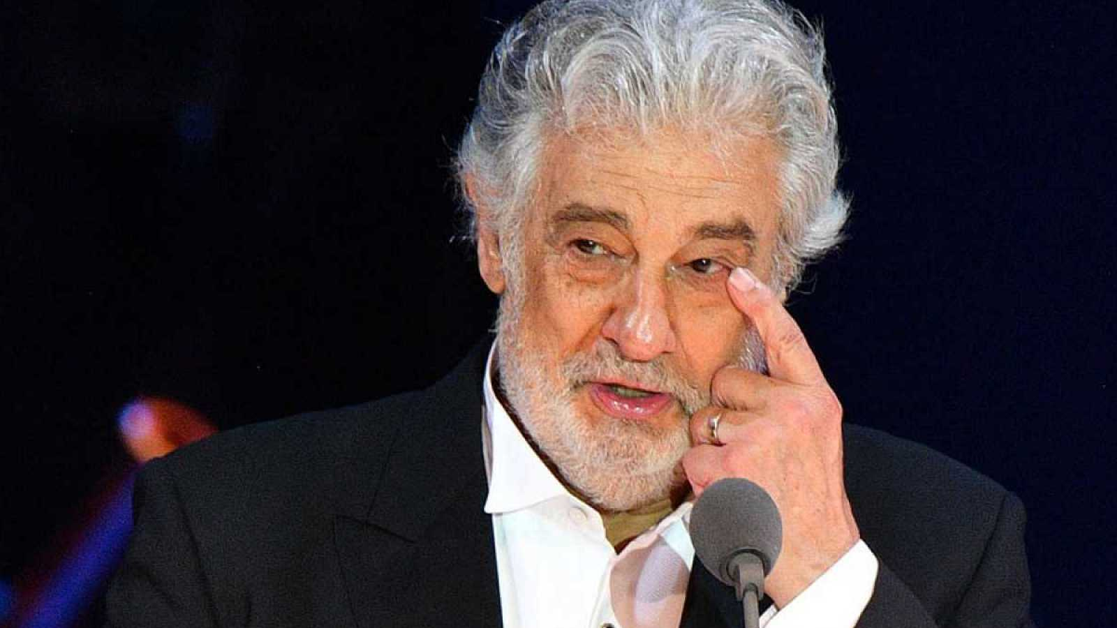 Imagen: Plácido Domingo, en una imagen de archivo