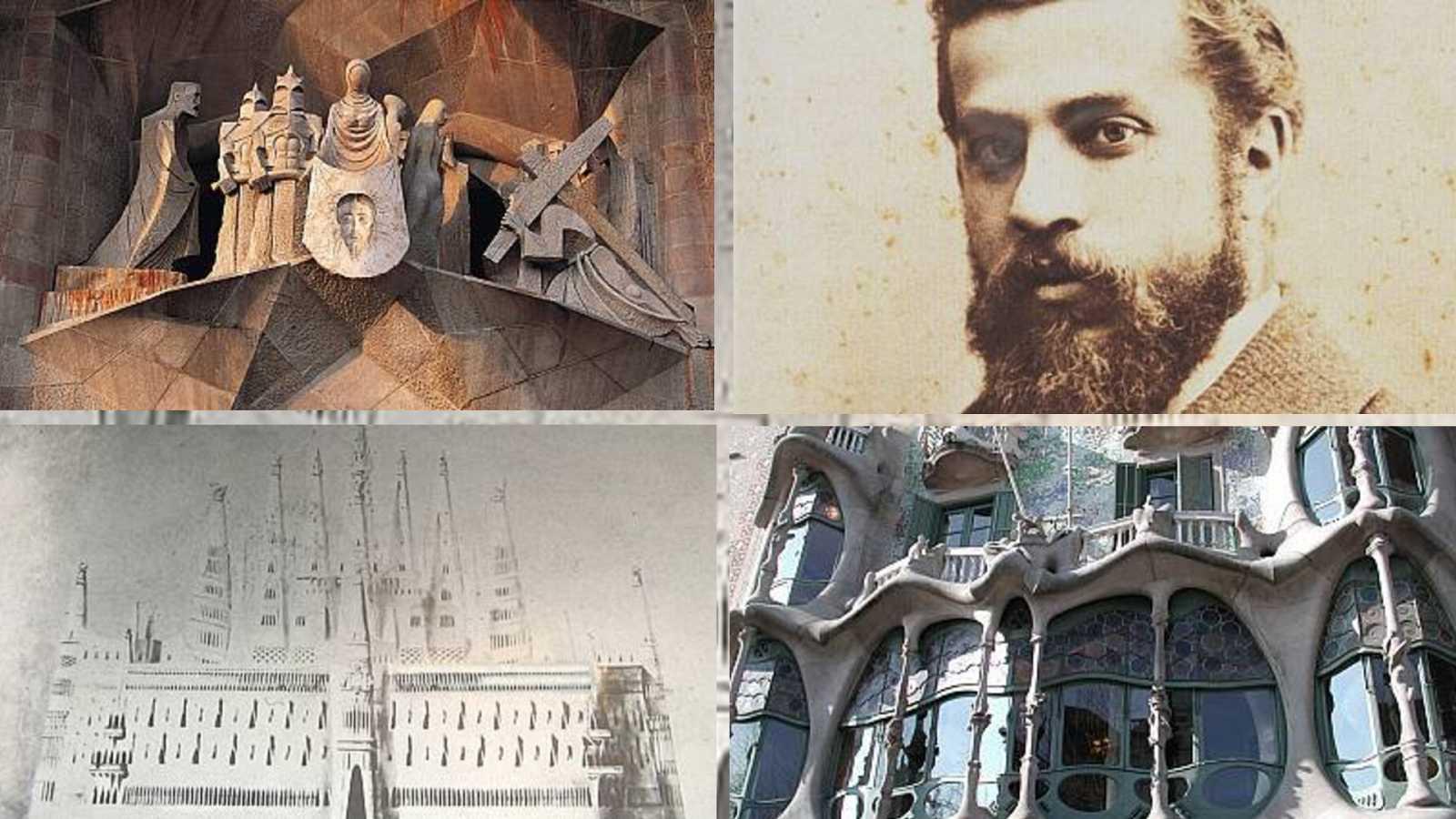 Gaudiana: una sèrie pèr conèixer Antoni Gaudí, el seu pensament i el seu temps