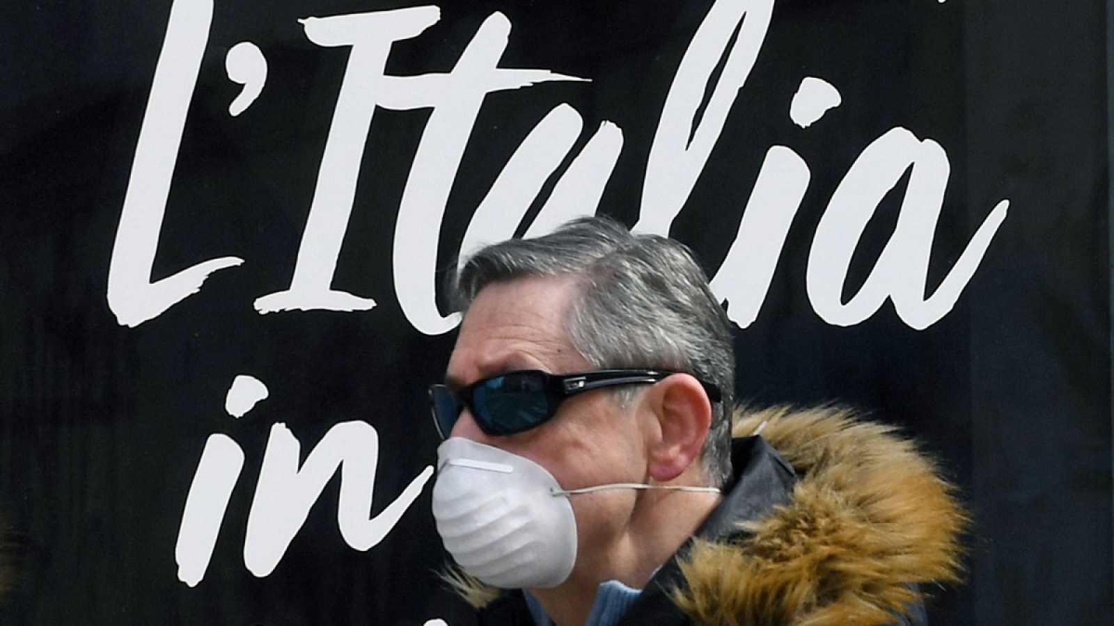 Otro día negro en Italia que suma 919 fallecidos con coronavirus en un día, la cifra más alta desde que empezó la crisis