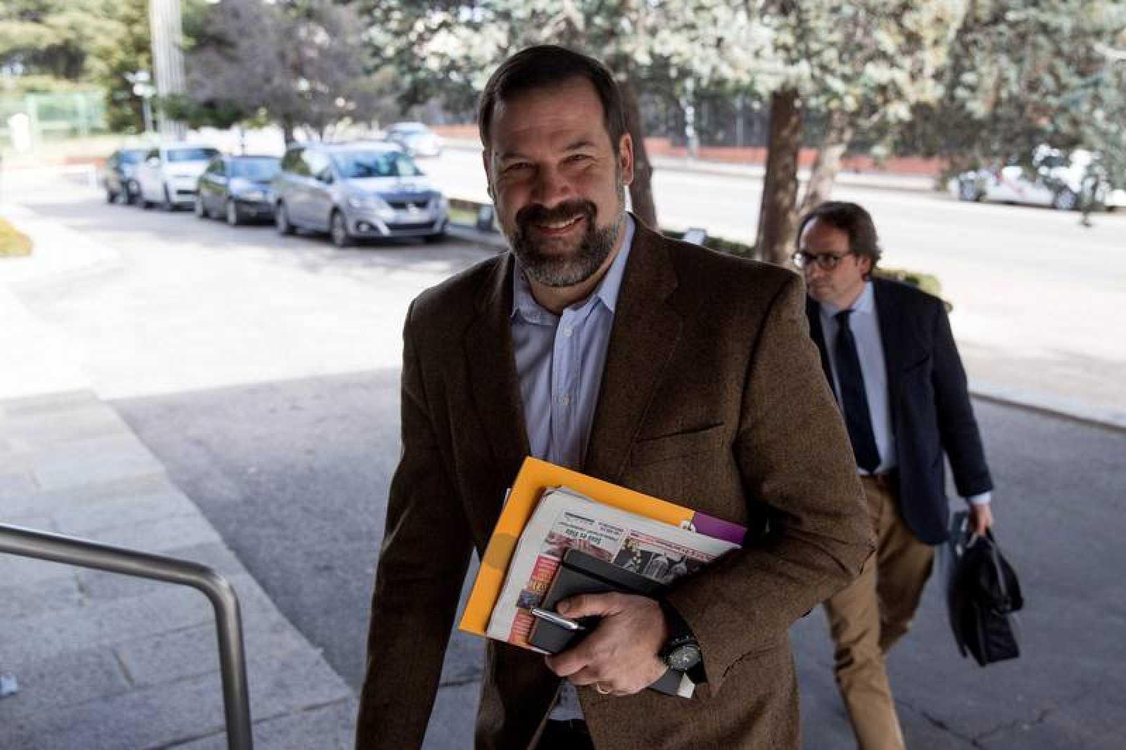 Alfonso Reyes, presidente de la Asociación de baloncestistas profesionales (ABP) e internacional español en 142 ocasiones, recibie el alta hospitalaria.
