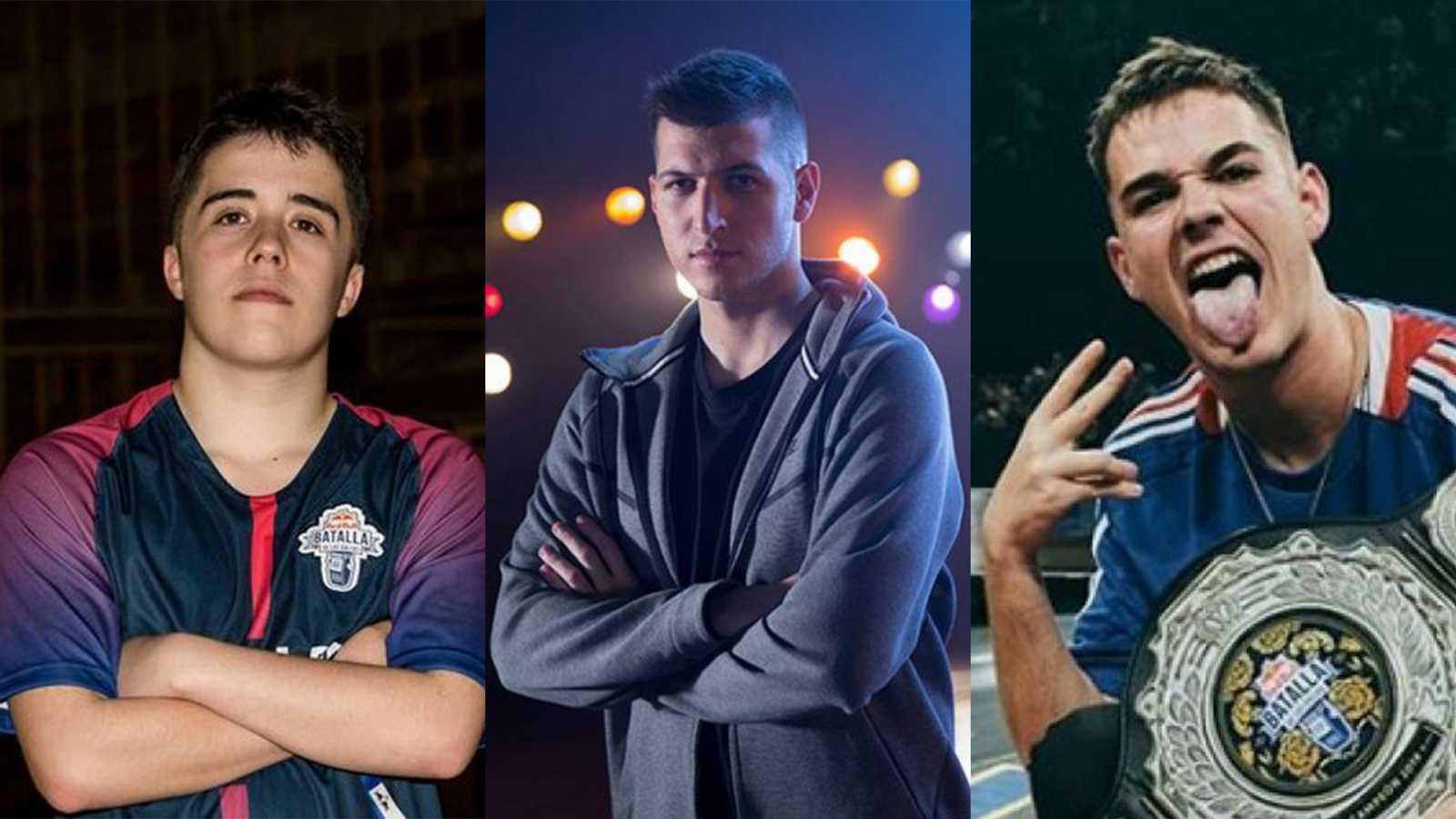 España arrasa en los Goldemc con Bnet, Chuty y Gazir como protagonistas