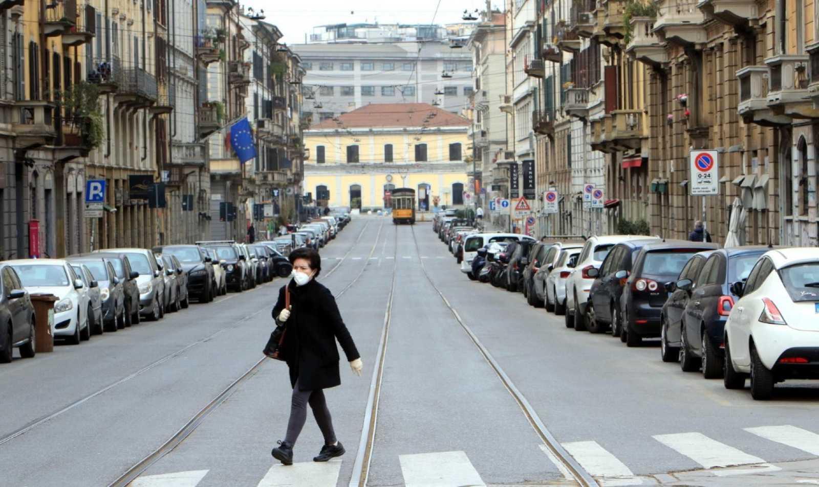 Italia supera los 100.000 casos y más de 11.500 fallecidos