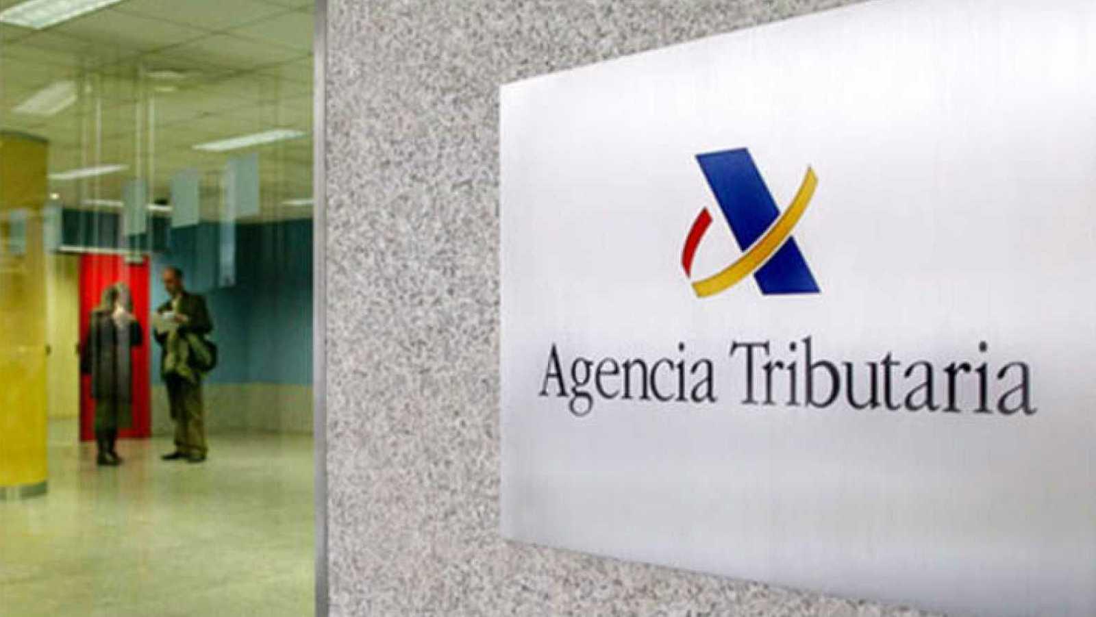 Logotipo de la Agencia Tributaria.